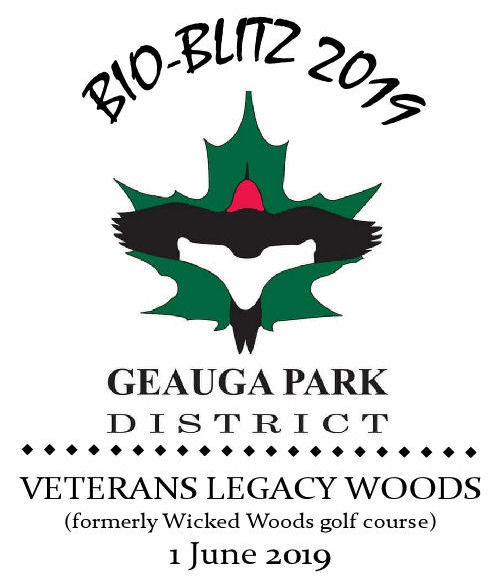 GPD bio-blitz at Veterans Legacy Woods on 1 June 2019